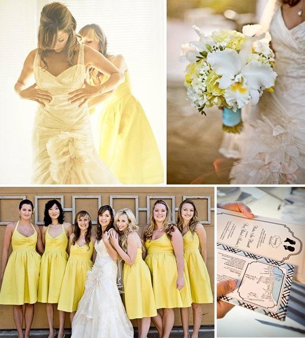 yellowdresses