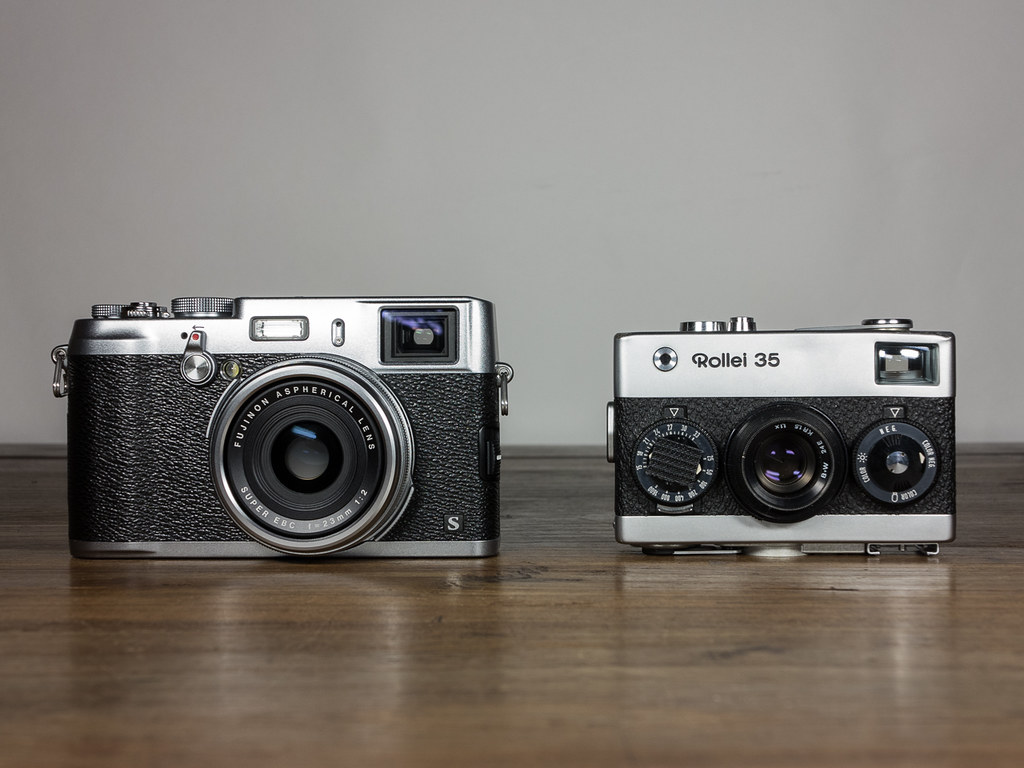 Fuji X100S and Friends