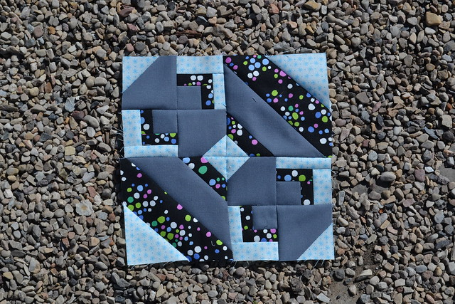 Virtual Quilting Bee Block 8