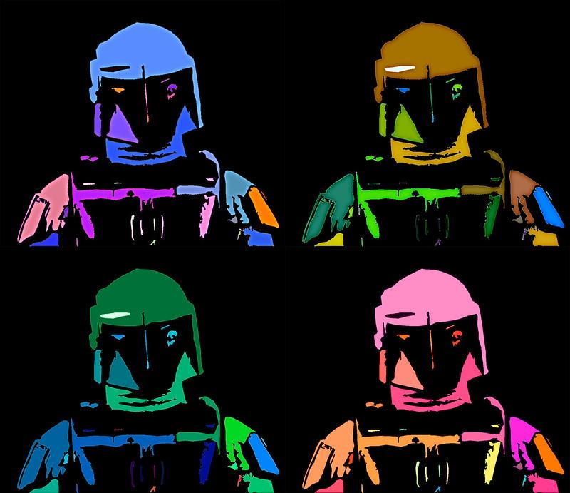 psybertech's Star Wars Figures Artwork Limelight 9109220593_d940ae8c87_c