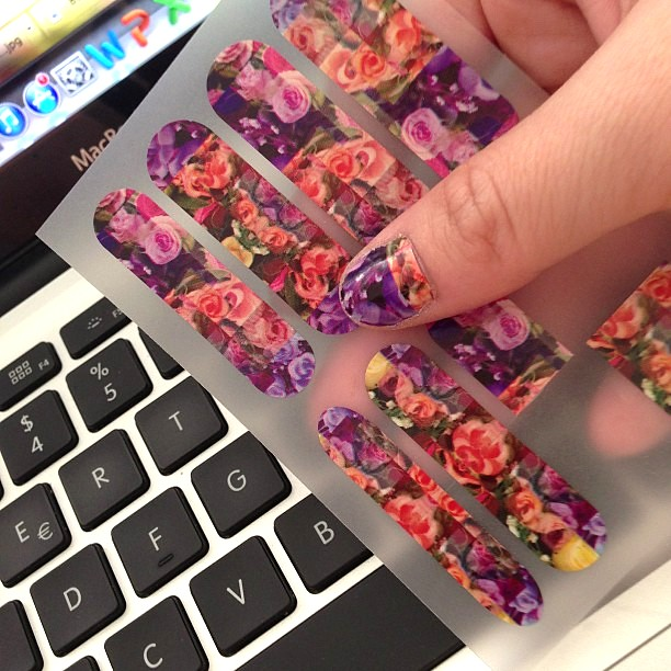 #nail #patch #asos