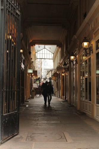 Galleria lungo la strada, quartiere latino