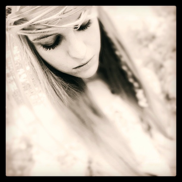 Just on a shoot with Emily in Reading! :)