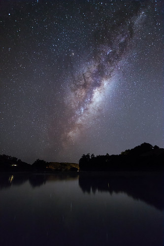 Waiwera Milky Way by Mikey Mack