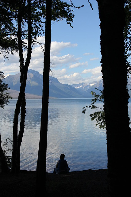 Lake McDonald, Apgar