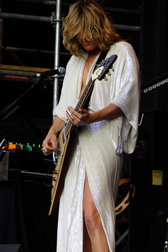 Grace Potter & The Nocturnals at Ottawa Bluesfest 2013