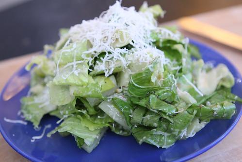 Grandpa's Caesar Salad