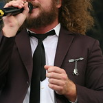 Jim James at Newport 2013