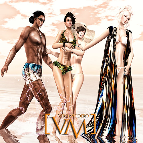 [VM] VERO MODERO Beach Wear