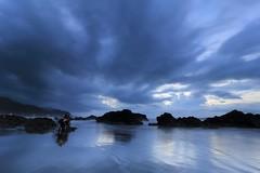 異度飄流 ~Dark Clouds and Dawn of Wai'ao, Toucheng Township 頭城,外澳 ~