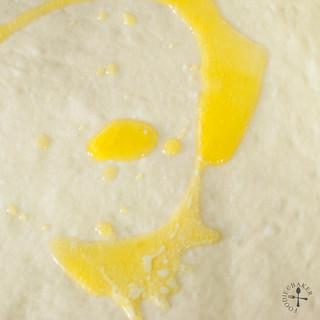 spread butter