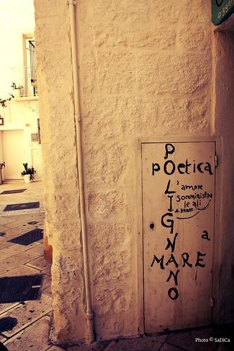 Polignano a Mare - Poesia 4