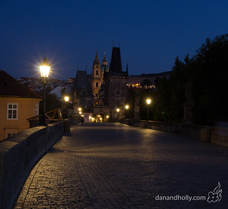 Attraction Review: The Charles Bridge