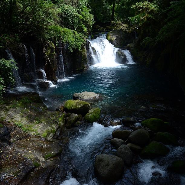 菊池渓谷・・・山や水源は、心が洗われる!