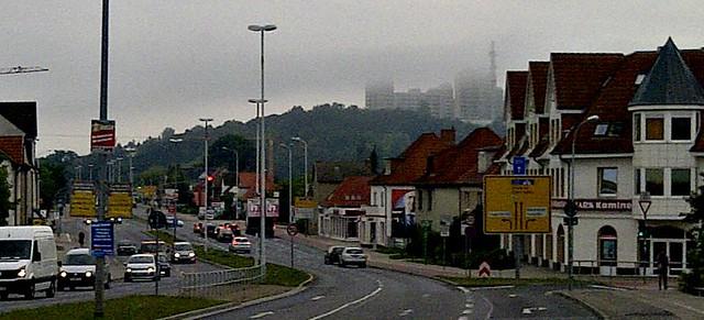 Wolke überm Datzeberg