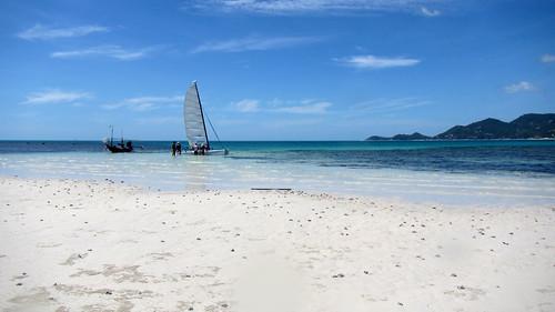 Koh Samui Chaweng Beach North サムイ島チャウエンビーチ北 (1)