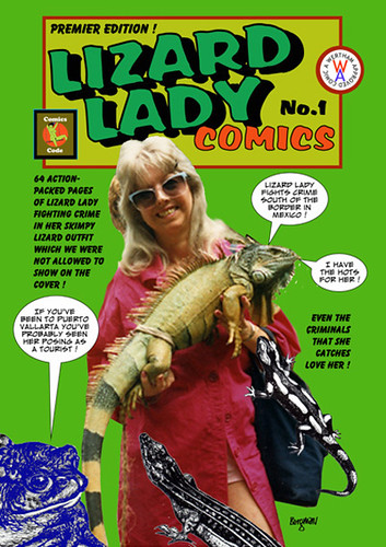 LizardLadyComix