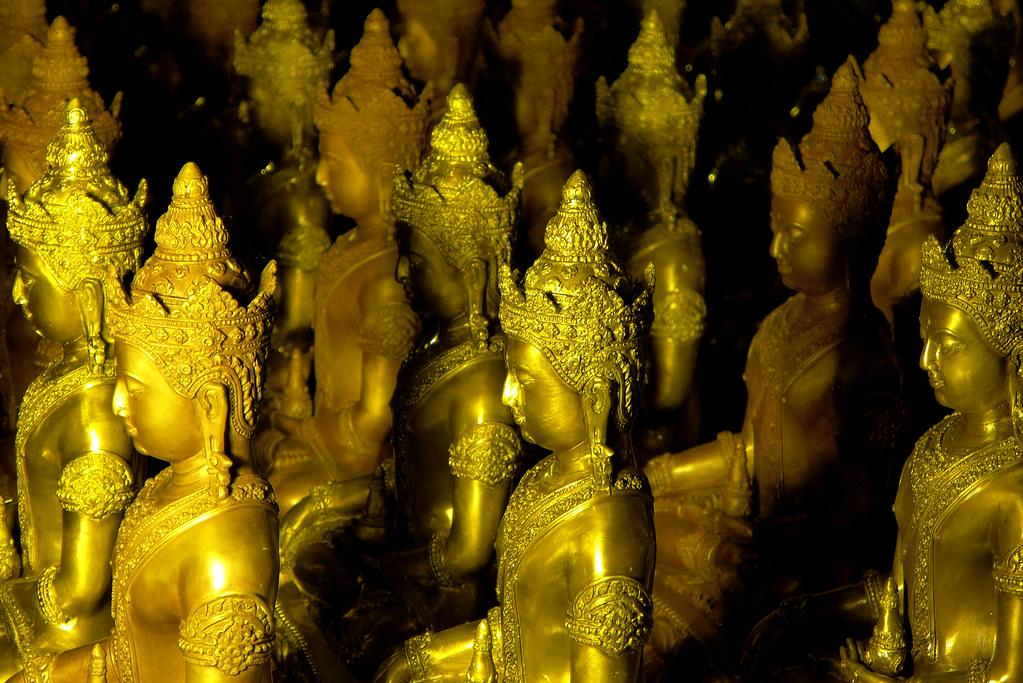 Wat Chedi Luang - Chiang Mai - août 2013