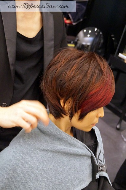 Hair makeover by Kevin Woo - Centro Hair Salon -004