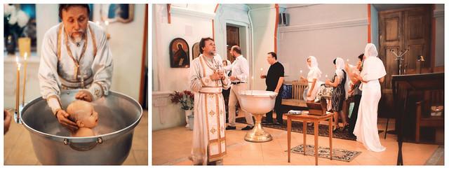 Статья о фотосъемке крещения для интернет издания Фотогора. Фотограф Ирина Марьенко.