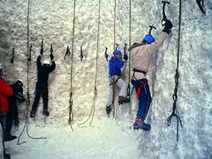 adventure(1.0), footwear(1.0), winter(1.0), sports(1.0), recreation(1.0), outdoor recreation(1.0), mountaineering(1.0), ice(1.0), sport climbing(1.0), extreme sport(1.0), ice climbing(1.0), climbing(1.0),
