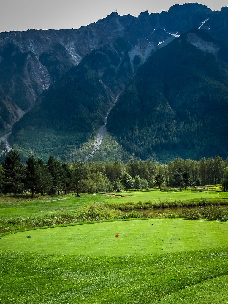 Big Sky Golf Course, Pemberton, British Columbia, Canada