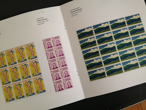 Postage Stamps by AIGA Medalists