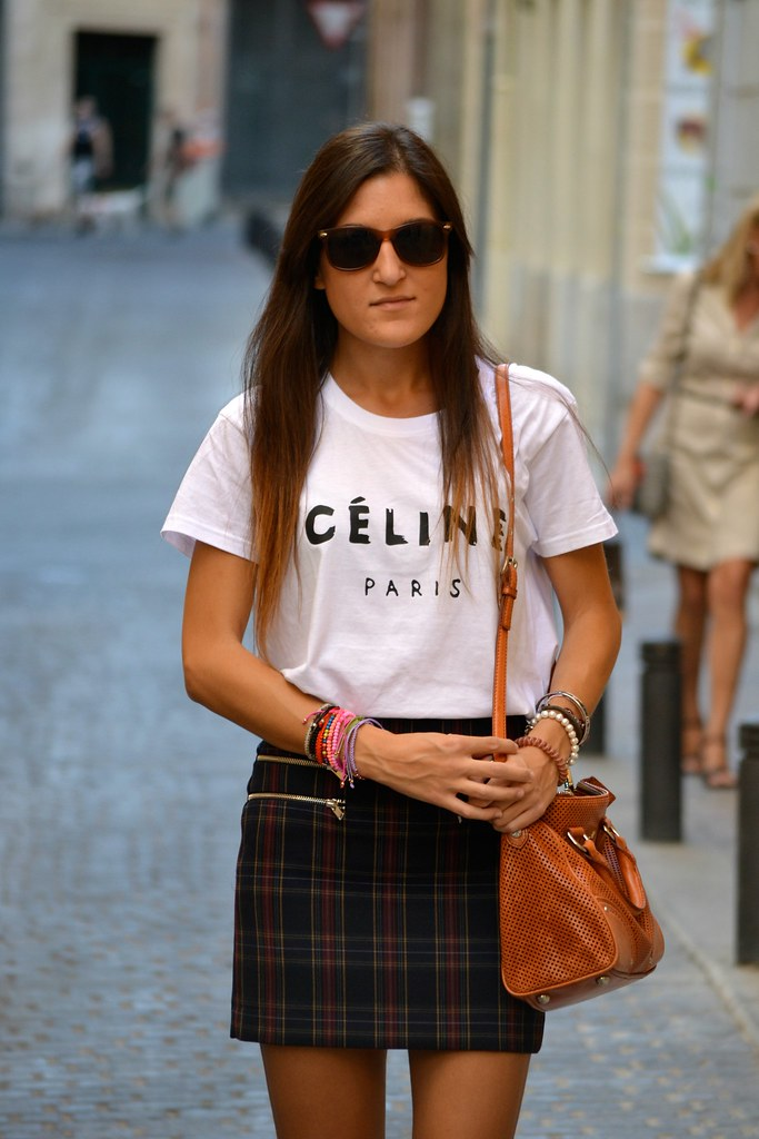 t shirt celine paris 6