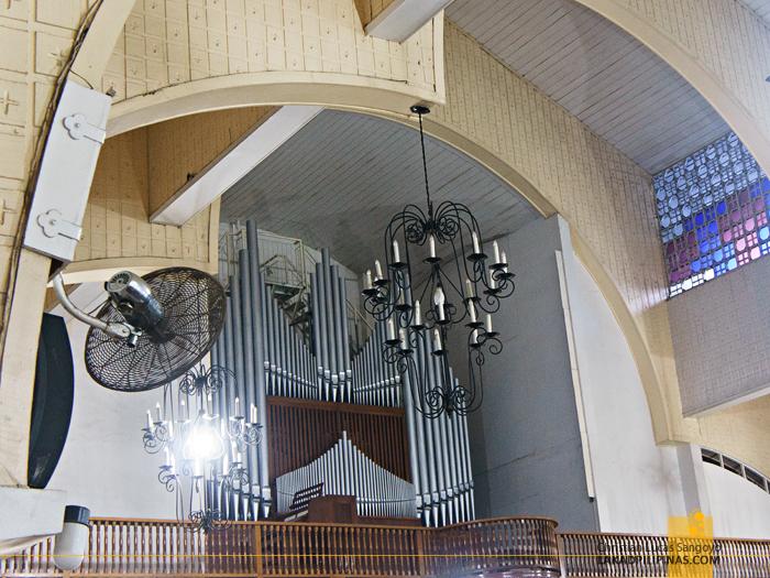 Ozamiz Cathedral Pipe Organ