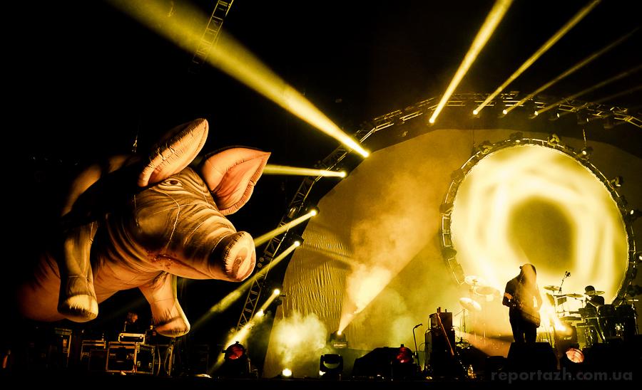 Brit Floyd в Києві