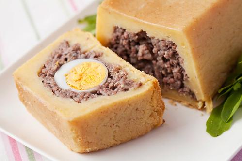 Pastís fred de carn picada i patata2