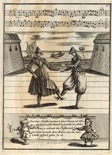 003- Neue und curieuse theatrialische Tantz Schul…1716- Gregory Lambranzi-Biblioteca Digital Hispanica