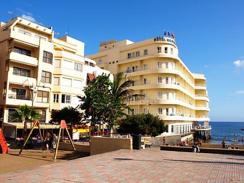 Plaza El Medano, Hotel El Medano, El Medano, Tenerife