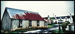 "Hoswick""Rusty Shed"" Shetland #Shetland #camera+ by davidearlgray"