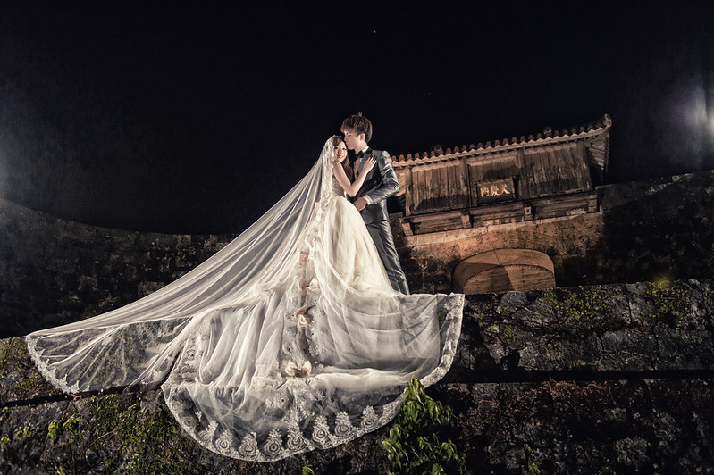 閃燈婚紗, 海外婚紗, 自助婚紗, Pre-Wedding, Fine Art, Donfer