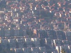 Sarajevo de lejos