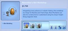 Reventlov's Bot Workshop