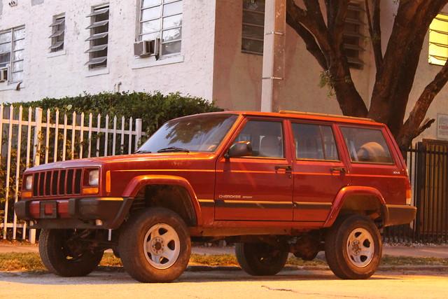 1999 Jeep Cherokee 3.5