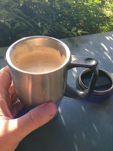Coffeeneuring Americano - nice!