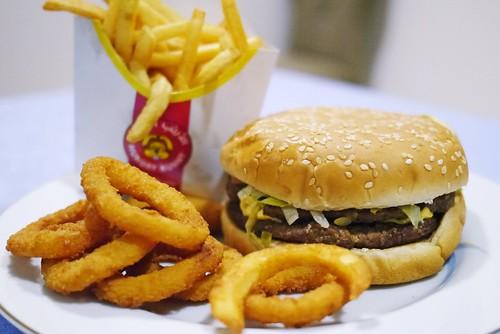 Jumbo Bunny Burger