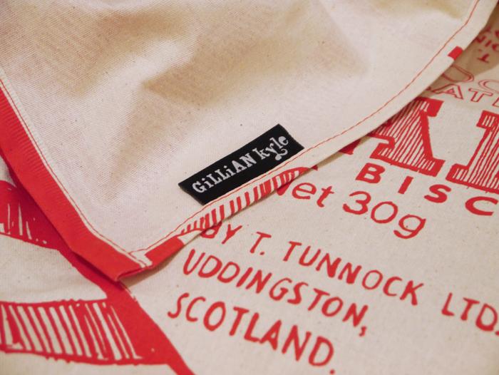 kitchen tour 1 made from scotland gillian kyle tea towel
