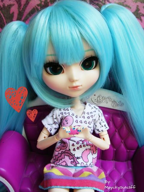 Miku Hatsune (Pullip Hatsune Miku)~•♥• (Actu 29/05/2014) - Página 2 10897771725_dcebca27c9_z
