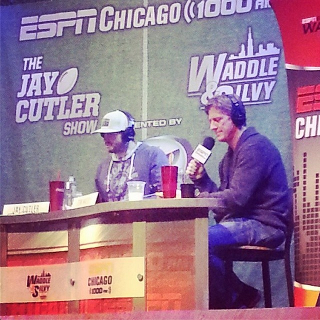 The Jay Cutler Show - Waddle & Silvy