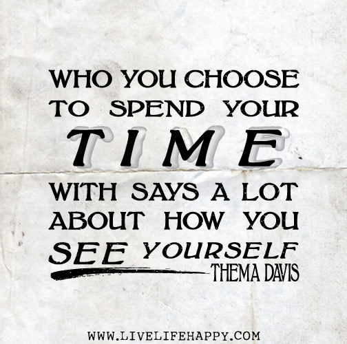 Thema Davis Quote: ?Some people don'-t like you just because your ...