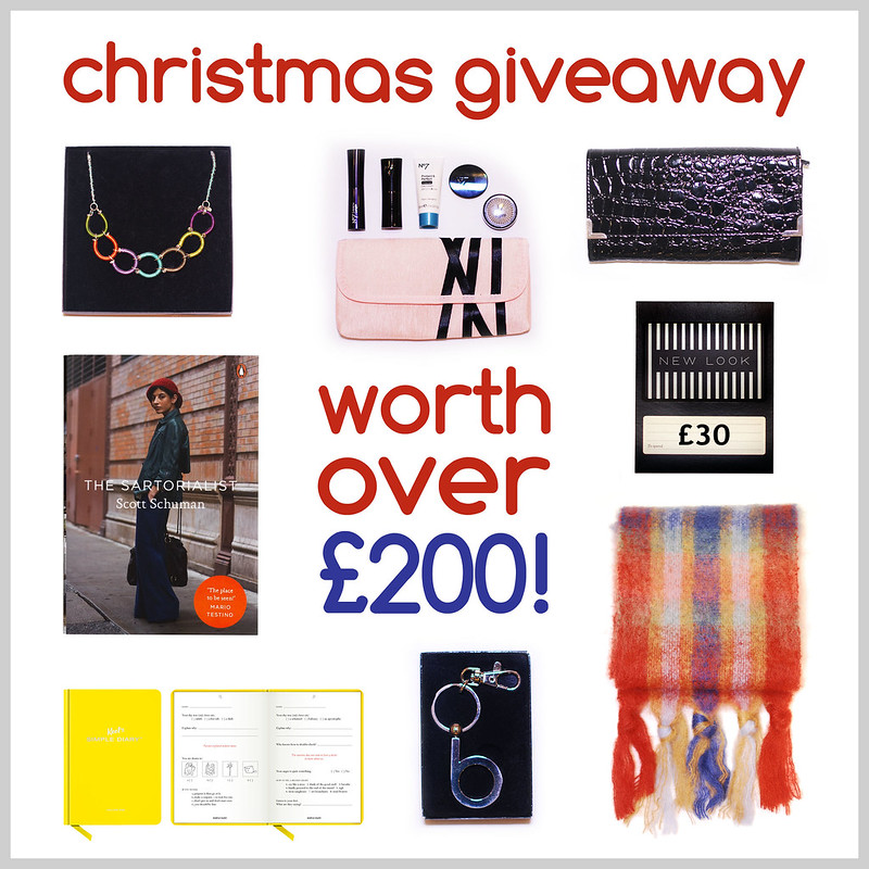 Bumper Christmas Giveaway worth over £200