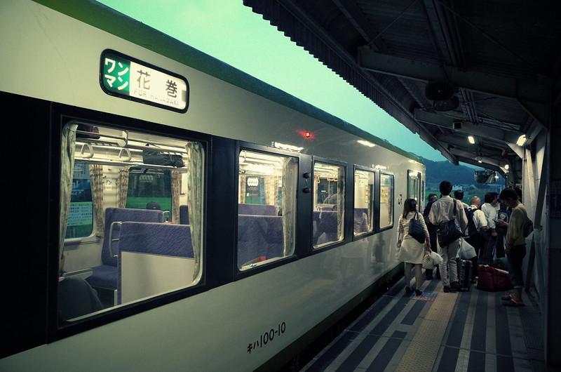 2013年 鉄道
