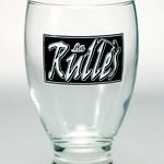 ベルギービール大好き!!【ラ・ルルの専用グラス】(管理人所有 )