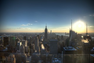 Top of the Rock HDR