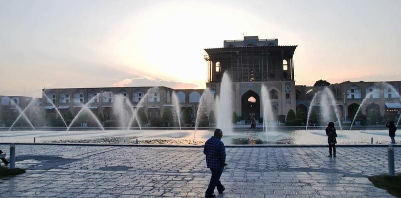 78 Plaza del Iman Khomeini en Isfahan (205)