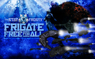 Stay Frosty FFA Wallpaper